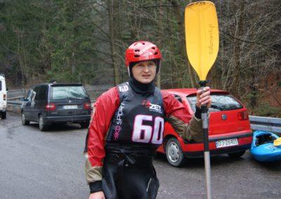 Szkolenia kajakarstwa górskiego